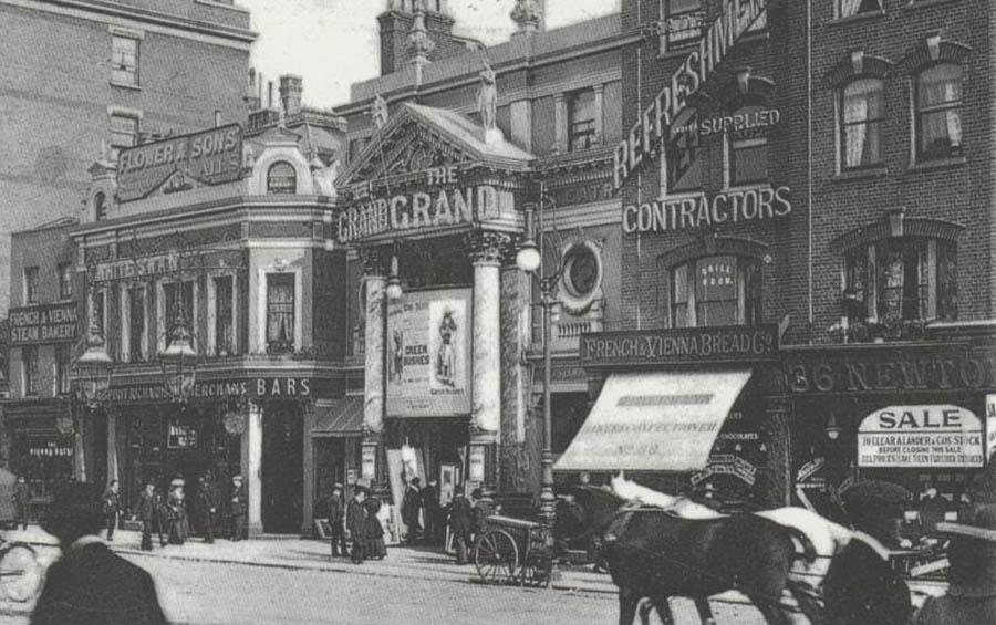 Islington S Lost Cinemas