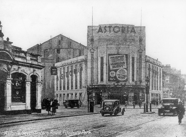Astoria, Finsbury Park, 1930